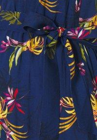 Envie de Fraise - MARGUERITE - Maxi-jurk - navy blue/multicolour - 2