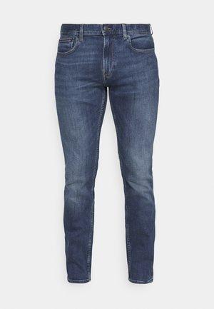DENTON - Straight leg jeans - hobart indigo