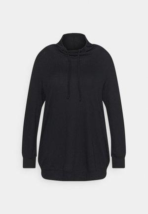 EINGVILD - Long sleeved top - black