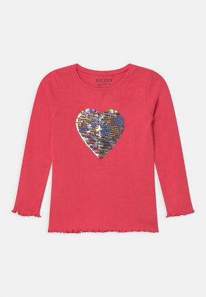 KIDS GIRLS - Long sleeved top - rot