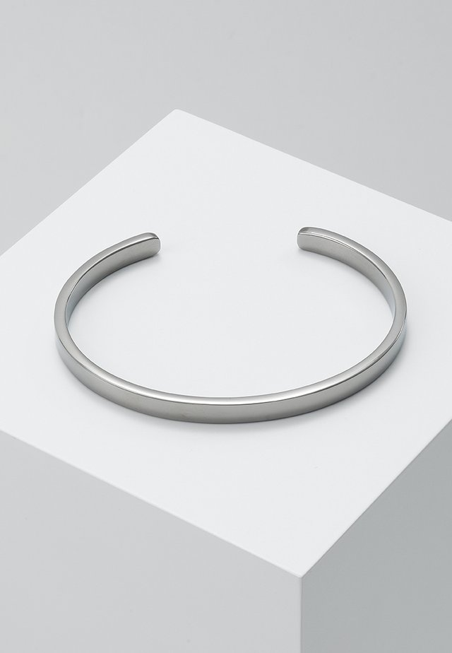 SINGULAR CUFF - Armband - gunmetal