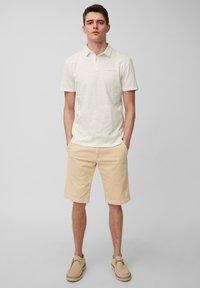 Marc O'Polo - Polo shirt - egg white - 1