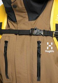 Haglöfs - ELATION 30 - Rucksack - pumpkin yellow/true black - 3