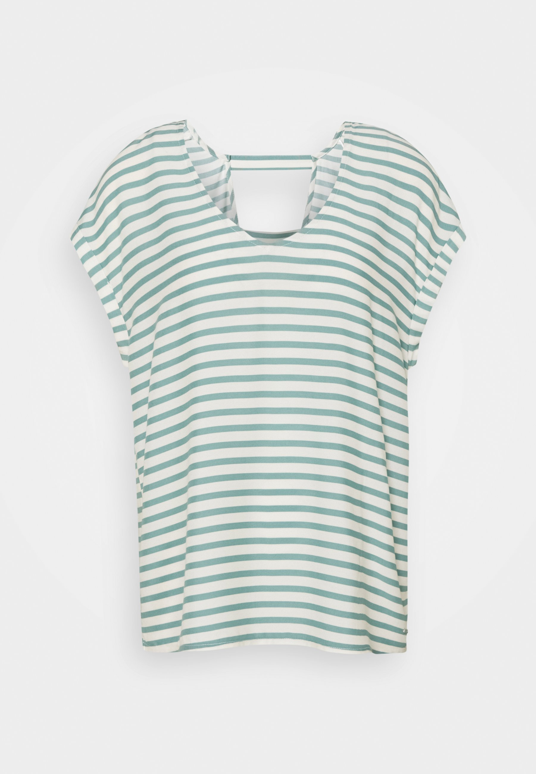 Donna V NECK  - T-shirt con stampa