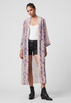 CARINE - Summer jacket - pink