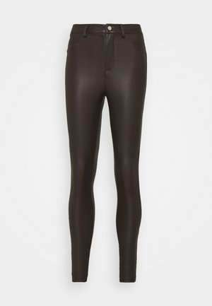 PENELOPE PANT - Trousers - chocolate