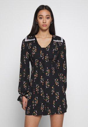 LEONA - Day dress - black