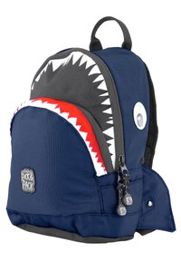pick & PACK - SHARK - Mochila - blau - 3
