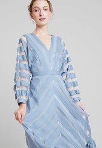 IVY & OAK - VOLANT DRESS - Occasion wear - mineral blue - 4