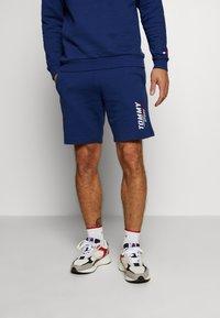 Tommy Sport - Korte broeken - blue - 0