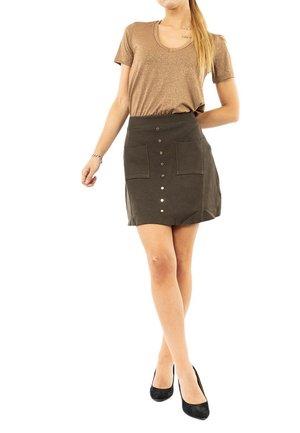 Mini skirt - vert