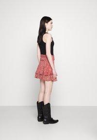 ONLY - ONLMARGUERITE SKIRT - Minifalda - faded rose - 2
