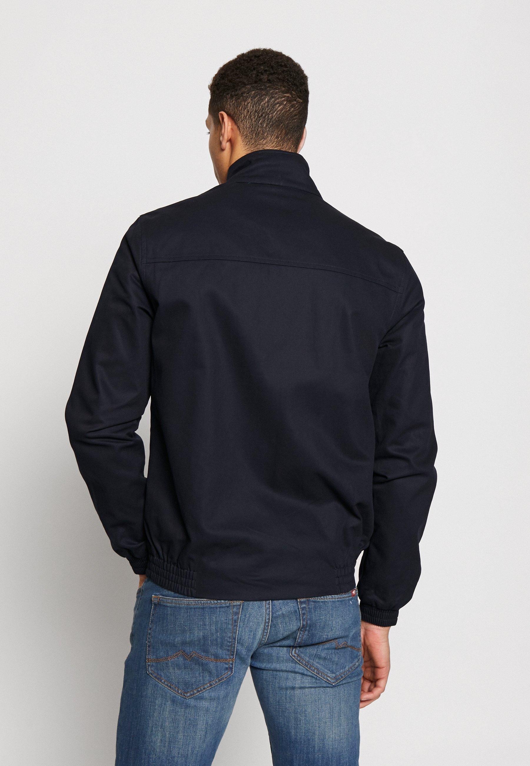 Junior Lyle /& Scott Deep Indigo Harrington Jacket