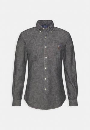 CHAMBRAY - Košile - light grey