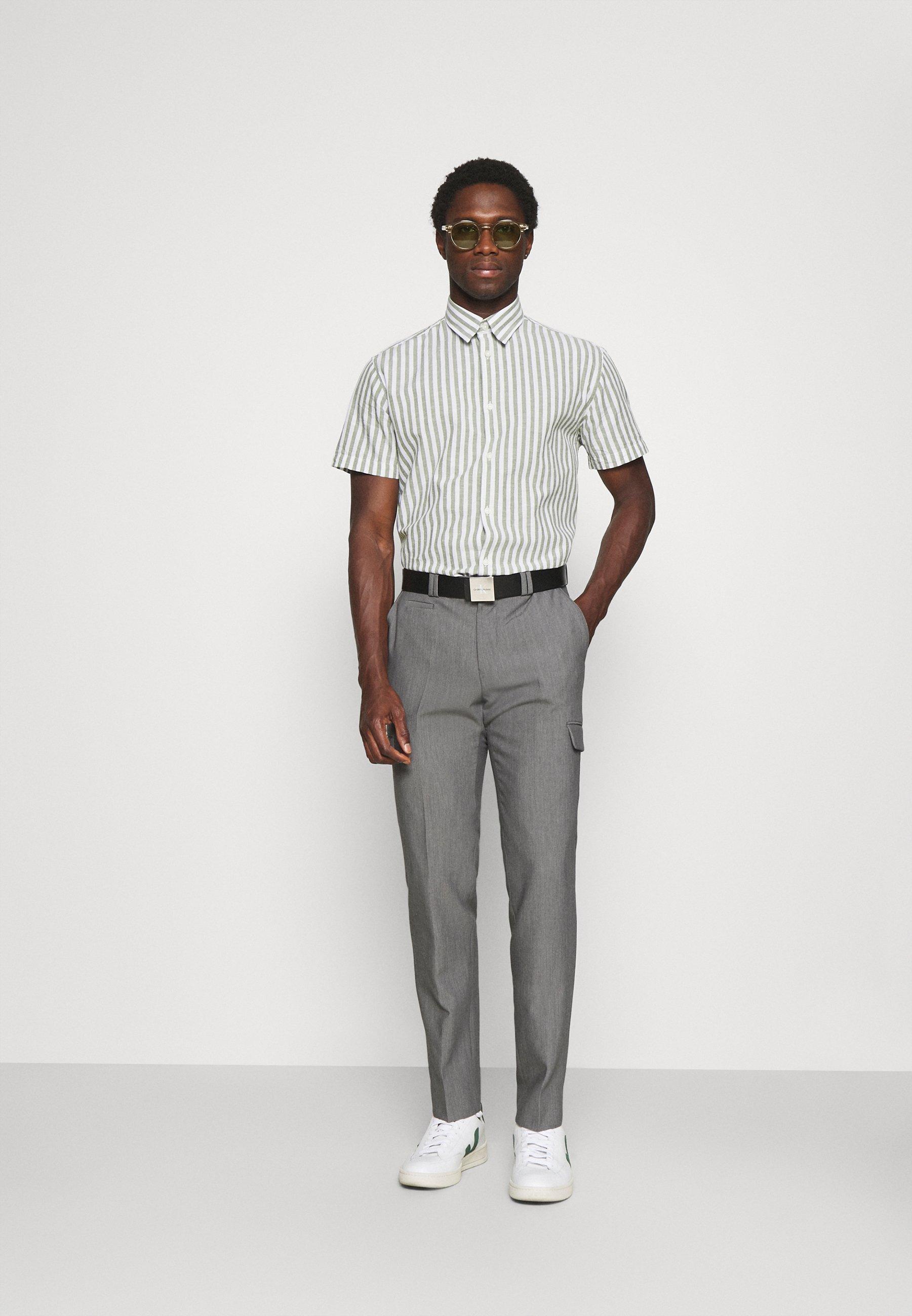 Men SLHREGNEW CLASSIC - Shirt
