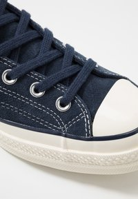 Converse - CHUCK TAYLOR ALL STAR 70 - High-top trainers - obsidian/egret/black - 5