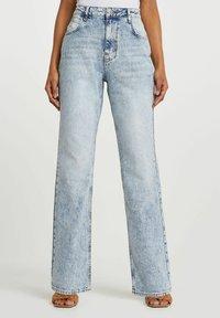 River Island - Straight leg jeans - blue - 0