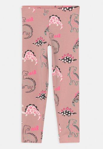 DINOSAUR - Legíny - pink