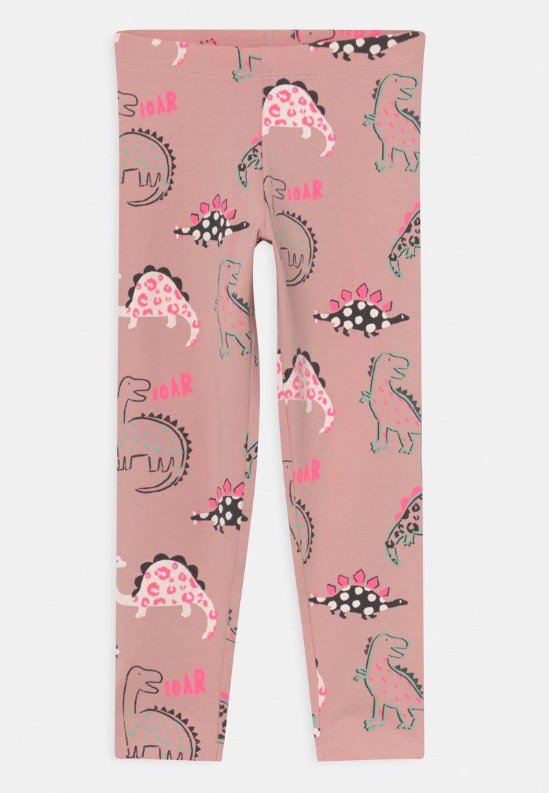 Marks & Spencer London - DINOSAUR - Leggings - Trousers - pink