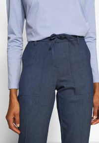 Opus - MARCY - Pantalones - just blue - 3