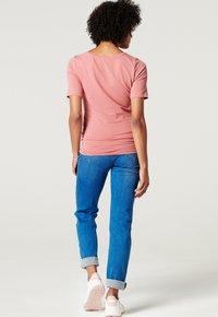 Esprit Maternity - Print T-shirt - rose scent - 1