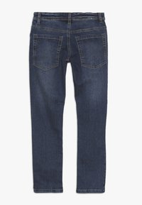 Benetton - TROUSERS - Jeansy Slim Fit - blue - 1