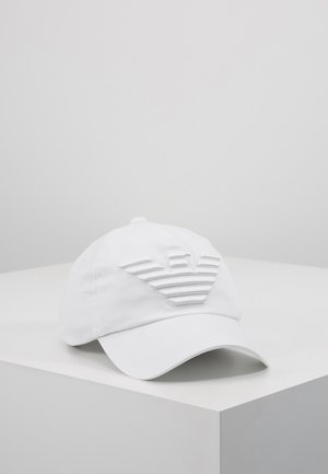 BASEBALL AQUILA RICAMATA - Cappellino - bianco