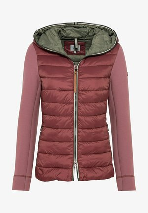 Veste d'hiver - rosewood