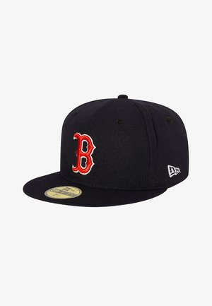 FIFTY BOSTON  - Cap - navy