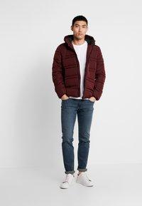 Paddock's - DEANVINTAGE - Slim fit jeans - medium stone - 1