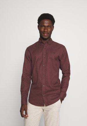 JPRBLAPERFECT TWIST  - Shirt - fudge