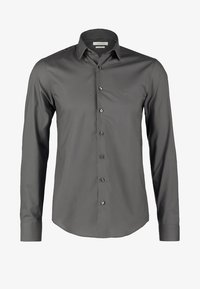 Calvin Klein Tailored - BARI SLIM FIT - Formal shirt - grey - 5