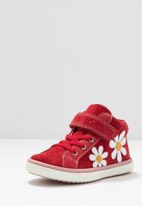 Lurchi - SIBBI - Sneakers alte - red - 2