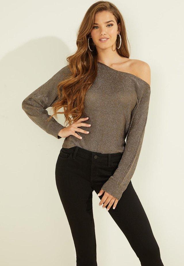 Sweter - grau