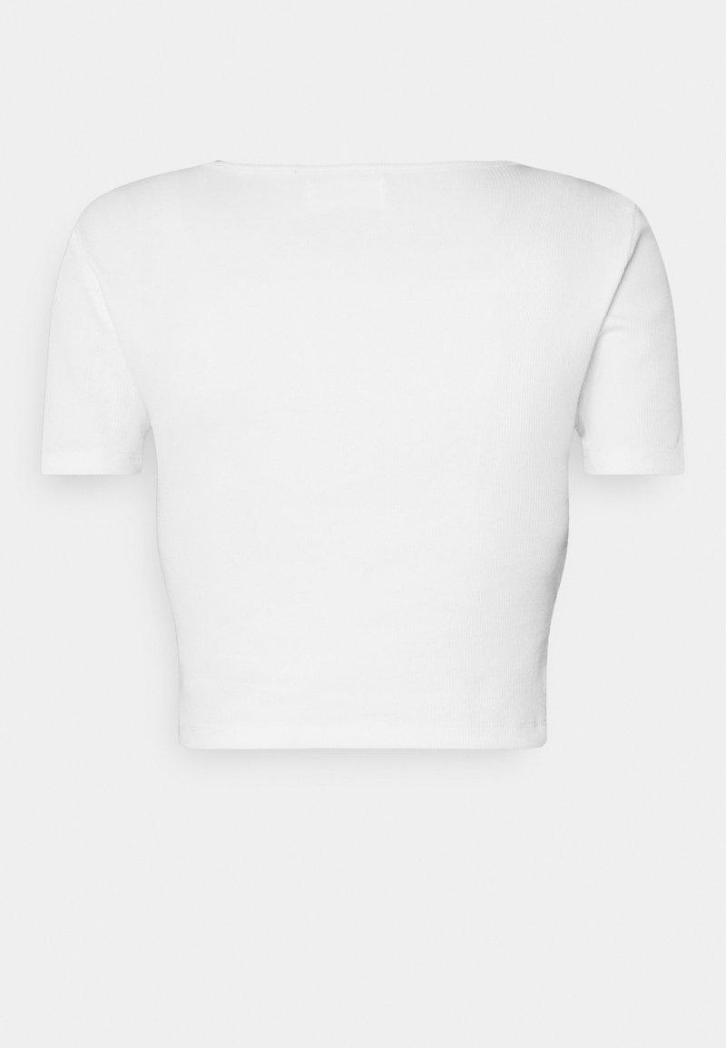 Even&Odd 3 PACK - T-Shirt basic - black/schwarz zFmXDd