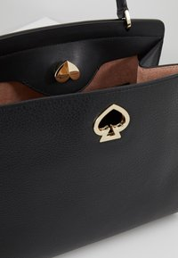 kate spade new york - MEDIUM SATCHEL - Handbag - black