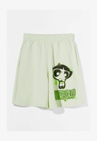 Bershka - POWERPUFF GIRLS - Short - green - 4