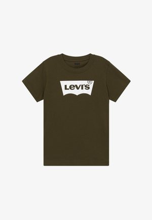 BATWING TEE - T-shirt imprimé - olive night
