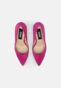 Zign - Classic heels - pink - 5
