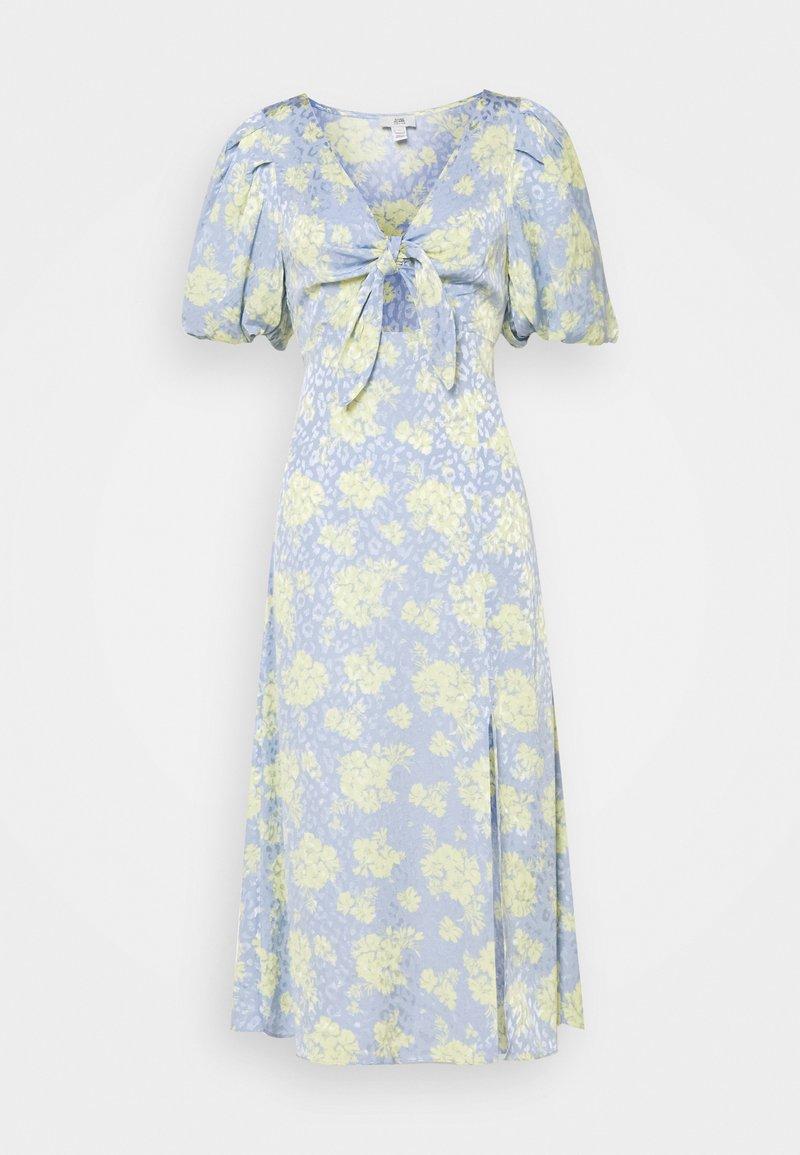 River Island Petite - Maxi šaty - blue
