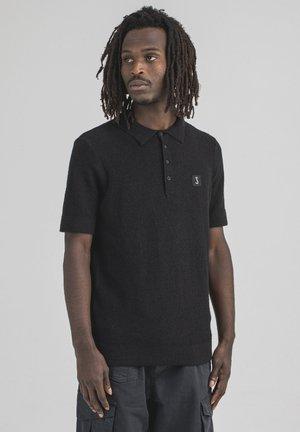 Polo shirt - montego black