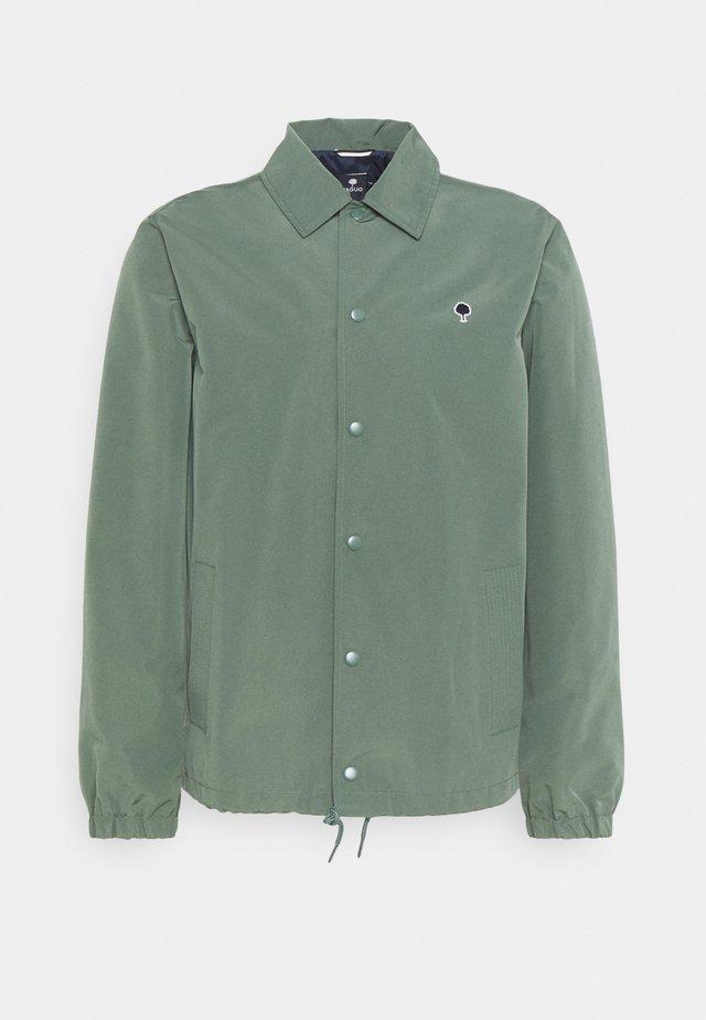SOLOGNE - Lehká bunda - light green