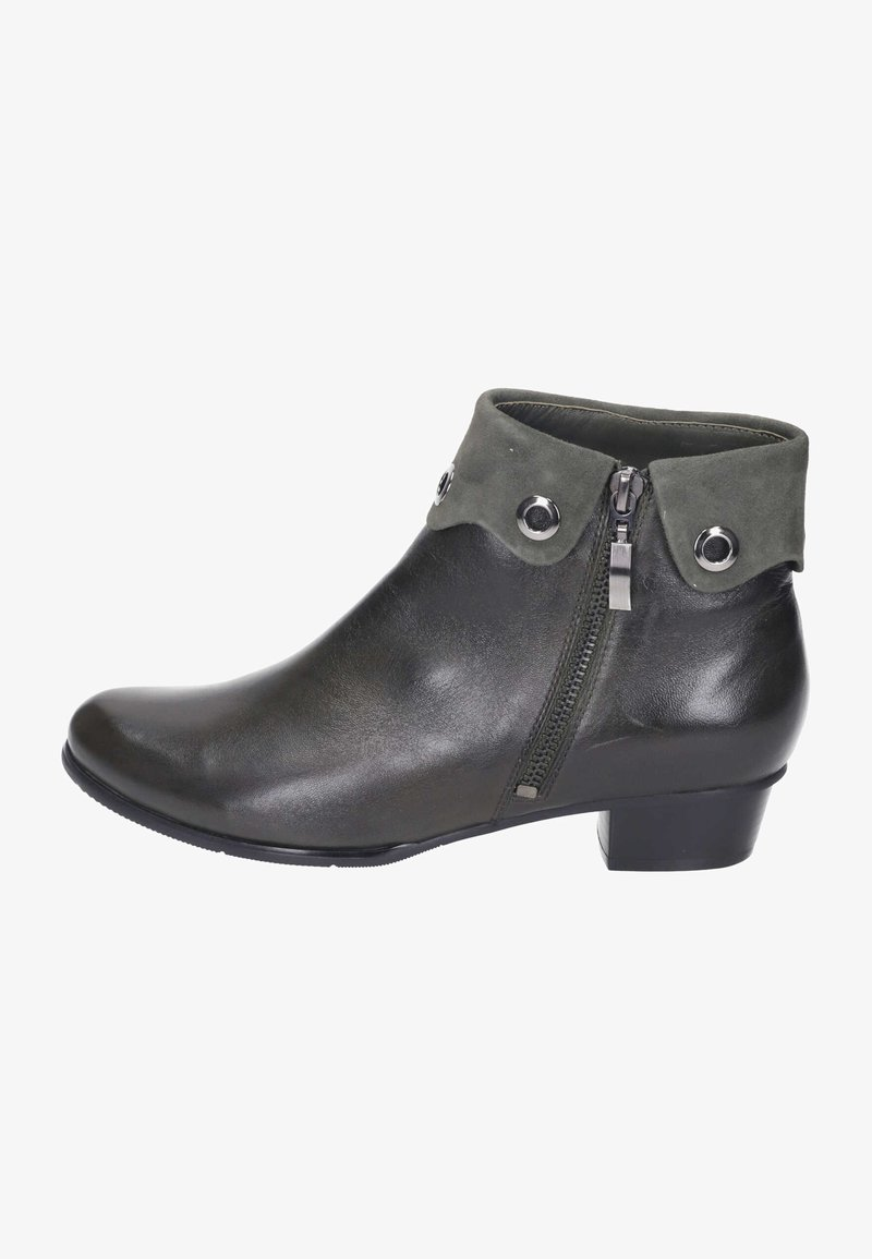 Piazza - Ankle boots - muschio/forest