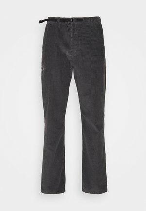 GI PANTS - Tygbyxor - forge grey