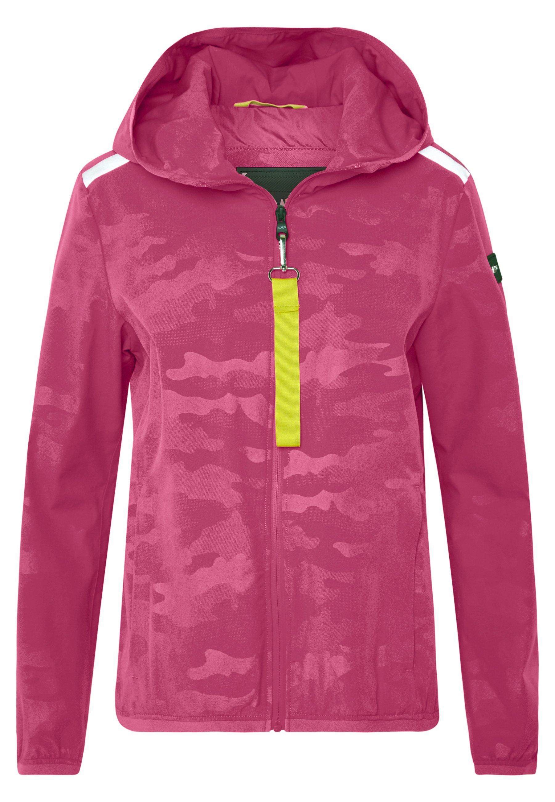 CMP Giacca Donna Woman Jacket Fix Hood 38m3256