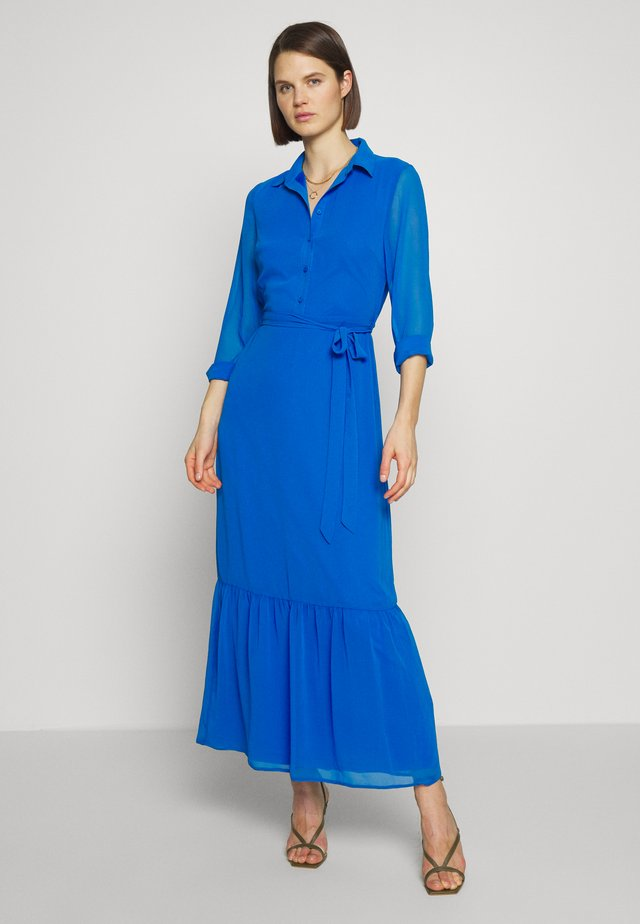 DRESS - Maxi dress - cobalt