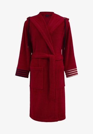 Dressing gown - red