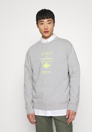 SIMBA - Sweatshirt - gris chine