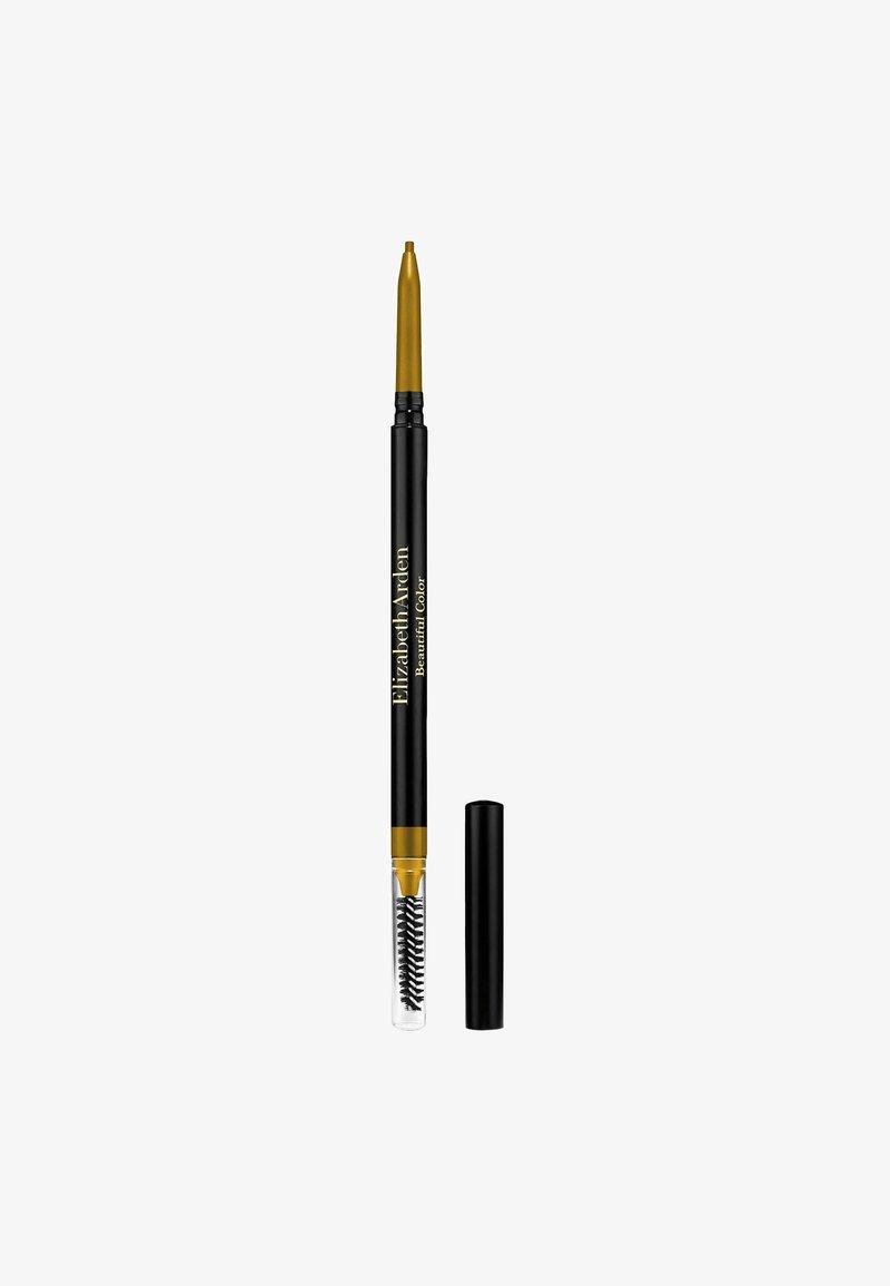 Elizabeth Arden - BEAUTIFUL COLOR NATURAL EYE BROW PENCIL - Eyebrow pencil - natural beige