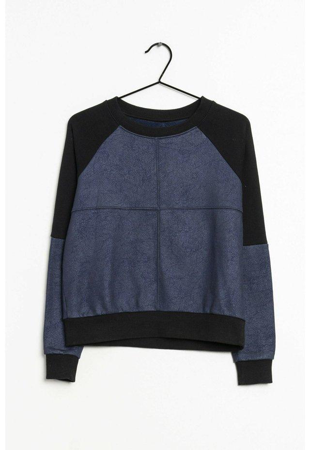 Fleece trui - blue